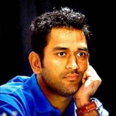 Dhoni is role my model