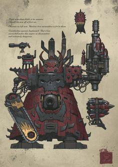 Warhammer 40000,warhammer40000, warhammer40k, warhammer 40k, ваха, сорокотысячник,Wh Песочница,фэндомы,Orks,stompa
