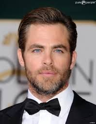 Chris PINE as Cinderella's Prince