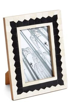 MG Décor Wood, Bone & Horn Picture Frame (Nordstrom Exclusive) available at #Nordstrom
