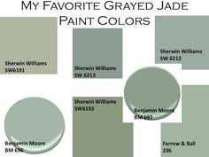 Pantone: Grayed Jade | BlogHer