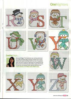 Cross Stitch Crazy 157 рождество 2011 + приложение Luxury Xm - tymannost