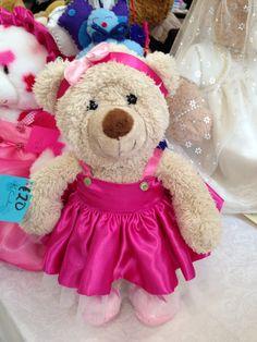 KCL recue teddy bear