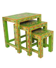 Conjunto mesas madeira R$562,00 venda disponível 18/07 a 22/07