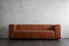 [READY MADE] Box Sofa - ITEM - HIKE | 1950年代を中心とした、ヨーローパ・北欧家具(中古家具・ヴィンテージ家具)の販売
