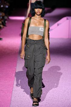 """Spring 2015 Trends / Nostalgia for the early 1970s dominated the runways this season, but the Spring fashion message went beyond """"make love, not war."""" / Marc Jacobs"""