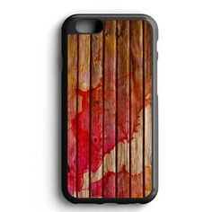 Watercolor In Wood iPhone 7 Case