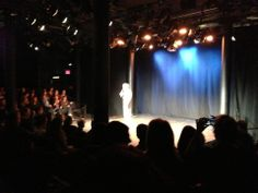 The Lynn Redgrave Theater at Culture Project in New York, NY