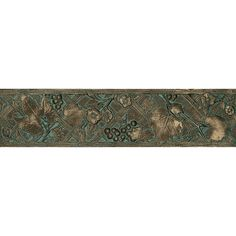 Trellis liner in Aged Bronze - 1 1/2 x 12, or 3x12