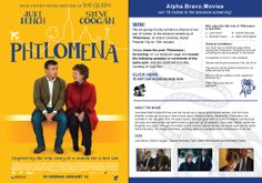 We are giving 9 lucky winners a chance to win pair of invites to the advance screening of 'Philomena' at Grand Cinemas, Dubai Festival City on 15th January. Simply share the post 'Philomena | Screening' on our facebook page and answer the following question in comments of the same post, and you could win 2 invites, courtesy of Gulf Film.