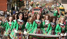 """Buffalo is so Irish, we have two St. Patrick's Day Parades.    The Valley Community Association's 18th Annual """"Old Neighborhood"""" St. Patrick's Day Parade is Saturday, March 17th, 2012 at noon. And on Sunday, March 18, 2012 at 2:00 p.m., bring the family Downtown and celebrate the luck of the Irish at the annual St. Patrick's Day Parade. The parade kicks-off in Niagara Square and travels north on Delaware Avenue to North Street. I'm a proud Irish Buffalonian!"""