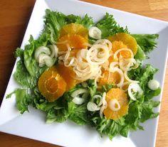 Kääpiölinnan köökissä: Taste of orange