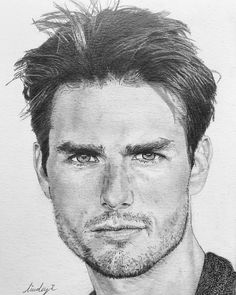 Potrait Drawing My completed sketch of celebrity no. Happy Thursday from Singapore! Realistic Pencil Drawings, Pencil Art Drawings, Art Drawings Sketches, Drawing Art, Portrait Sketches, Pencil Portrait, Portrait Art, Tree Sketches, Celebrity Drawings