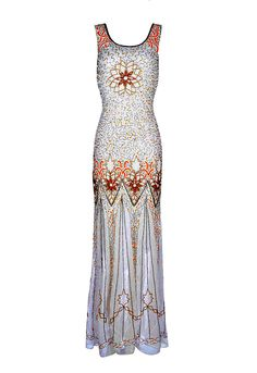 Kelly 1920s Great Gatsby Style, Charleston Sequin Dress, Embellished Art Deco Maxi Dress, Downton Abbey, Mermaid Dress, Evening Gown, M-XL by Jywal on Etsy