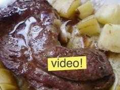 10 trucos INFALIBLES para que te salga el mejor asado al horno con papas. Receta paso a paso en Video con una cocinera... de mal humor.