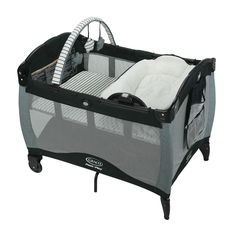 Graco Pack 'N Play Playard Reversible Napper and Changer - Holt