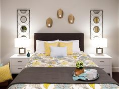Colorful Home Makeovers From <i>Property Brothers: Buying + Selling</i>   Property Brothers Drew and Jonathan Scott on HGTV's Buying and Selling   HGTV