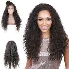 Kinky Curly 13X6 Lace Front Brazilian Human Hair Wig with Bleach Knot 20inch