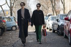 Streetsnaps: 2017 秋冬米蘭時裝周街拍特輯 Part 2   HYPEBEAST
