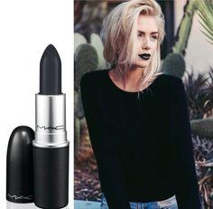 Makeup 2016: batom escuro #trend - Blog | Amey