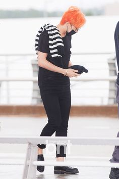 150724 G-Dragon at Incheon Airport going to Malaysia
