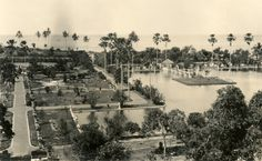 Taman Sukasada's garden ca 1924 | Flickr - Photo Sharing!