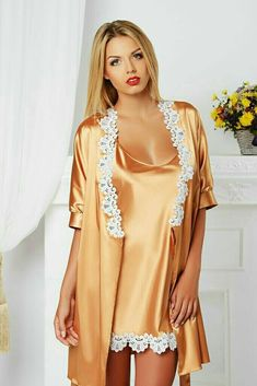 Set 1385 2 (set 1385 - Free Image Hosting at TurboImageHost Satin Nightie, Silk Chemise, Satin Sleepwear, Satin Lingerie, Nightwear, Women Lingerie, Satin Kimono, Satin Slip, Silk Satin