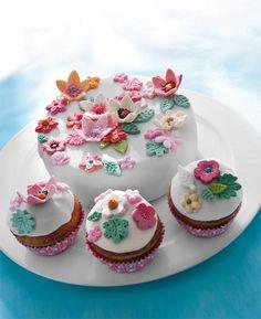 Réalisez vos décors en pâte à sucre pour des pâtisseries uniques ! #Srapcooking