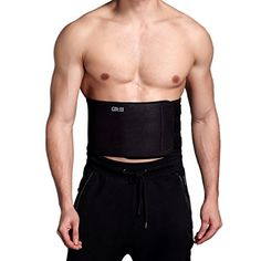 Best deal on Waist Trimmer Ab Belt For Men Women - 3 Adjustable Closure Waist Trainer - Stomach Wrap Slimming Sauna Weight Loss Belts and lower Back Lumbar Support by Cotill discover this and many other bargains in Crazy by Deals, we bring daily the best discounts for you
