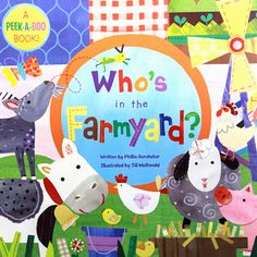 Who's in the Farmyard? Head down to the farm and spot frisky goats bleating in the garden, little lambs baaing in the fields and many other animals and their babies being woken up by the roosters crow. This is the third book in a popular series, joining Who's in the Garden? and Who's in the Forest?