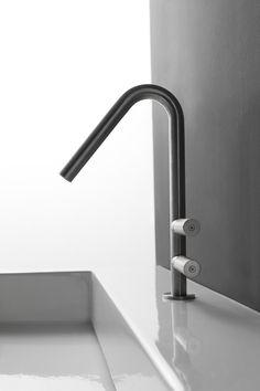 1-Loch Waschtischarmatur zur Standmontage 22MM | Waschtischarmatur - Rubinetterie 3M