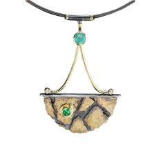 jenny reeves - Art Nouveau necklace