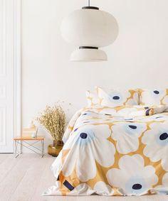 #marimekko #bedlinen #sunnybedroom
