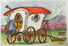 How Gypsy birds live ...(John Murphy)