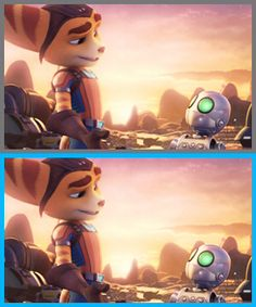 Good old Ratchet and Clank!.