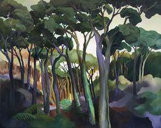 NZ Art Kanuka Forest by Mary Moen New Zealand Art, Nz Art, Mobile Art, Artwork Images, Art For Sale, Plant Leaves, Art Gallery, Design Inspiration, Inspired