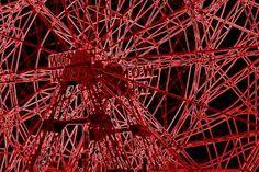 "Saatchi Art Artist TOULA MAVRIDOU-MESSER; Photography, ""Wonder Wheel"" #art"