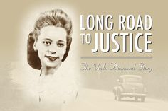 Long road to justice - Nine years before Rosa Parks famously refused to give up her seat on a bus in Montgomery, Alabama, an African Nova Scotian entrepreneur made a similar stand in a New Glasgow movie theatre. This documentary highlights the life of Viola Desmond and places her action and its consequences in the broader context of the struggle for civil rights in Nova Scotia.
