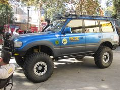 AOE American Overland Expedition Toyota 80-Series Land Cru…   Flickr