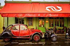 Bistrot & 2CV - Paris