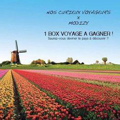 CONCOURS @noscurieuxvoyageurs x Modizy ✈️ 1 box Voyage est à gagner toute la semaine !  Pour participer : cliquez sur le lien en bio #mode #blog #concours #contest #jeux #fashion #voyage #noscurieuxvoyageursxmodizy #pays #devinette