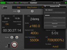 F65 control app guide - from AbelCine