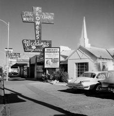 ¿Como era Las Vegas 80 años atras?