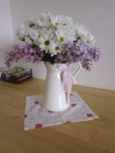 daisy and lilac...