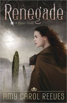 Renegade by Amy Carol Reeves. Click on the cover to see if the book's available at Otis Library.