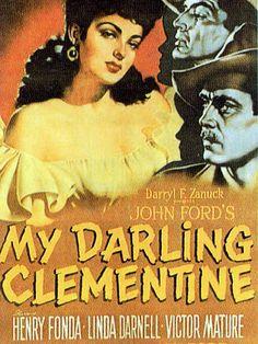 8. My Darling Clementine (1946), dir. John Ford