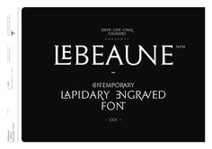 LeBeaune on Behance