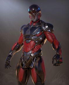 ArtStation - Sci-Fi Armor. Zbrush Hardsurface Pratice, Joey Morel-Carrier