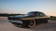 1970 Dodge Charger R/T Custom. Awesome American Muscle!