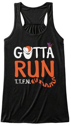 Tigger ttfn running shirt More